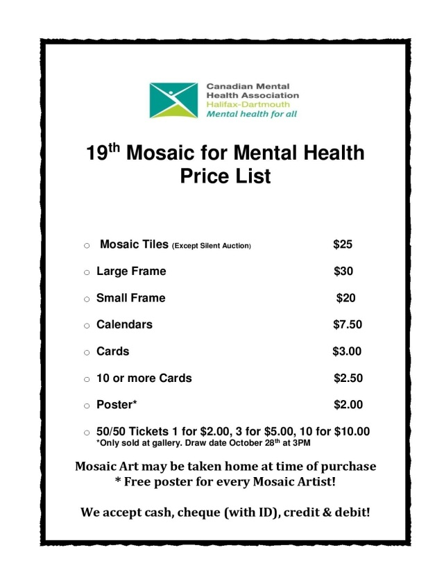 2017 Mosaic for Mental Health Price List-page-001