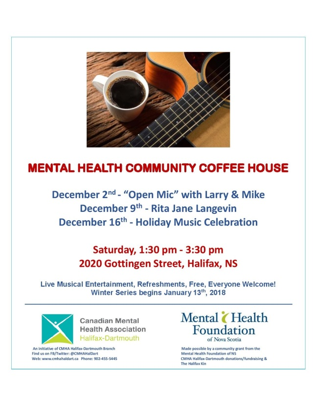 MENTAL HEALTH COMMUNITY COFFEE HOUSE flyer Dec 2017-page-001
